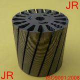 Estator e rotor do motor de condensador para uso do ventilador de cozinha