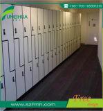 Durable e impermeável 12mm HPL Changing Room Locker