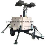 Elevación Equipo de iluminación móvil hidráulico para uso de emergencia