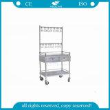 Beste verkaufeninfusion des krankenhaus-AG-Ss033 Using Broselow Karre