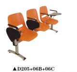 최신 판매 플라스틱 의자 학생 의자 병원 의자