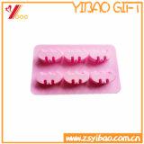 Alimento Grade 6 Cavities Square Silicone Ice Cube Tray