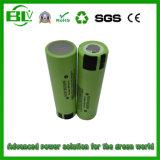 Bateria de lítio da pilha de bateria 2900mAh da alta qualidade do baixo preço 18650 para o E-Cigarro
