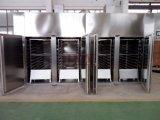 Secador de bandeja farmacéutico con 192 bandejas