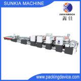 Dobrador automático Gluer/caixa do papel ondulado que cola a máquina (DG-2400)
