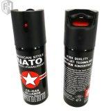 L'OTAN neuve colorée de spray au poivre d'autodéfense du type 60ml