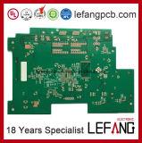 Интегрированный - доска PCB PCB цепи твердая для электроники