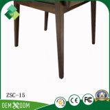 Cadeiras modernas de café com teca de estilo simples para restaurante (ZSC-15)