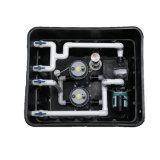 Acessórios de piscina Sistema de filtragem simples Design Pressão Filtro de areia