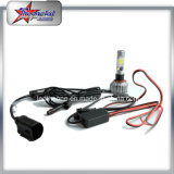 40W elke LEIDENE van de Bol H4 RGB LEIDENE Xhp70 Koplamp H7 voor Auto door Bluetooth Control het LEIDENE Licht van de Koplamp