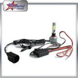 40W Bluetooth Control LEDのヘッドライトライトによる車のための各球根H4 LED RGB Xhp70 LEDのヘッドライトH7