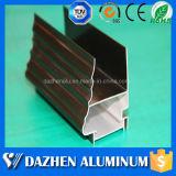 Horizontal deslizante marco de la puerta de aluminio de extrusión de aluminio anodizado con Perfil