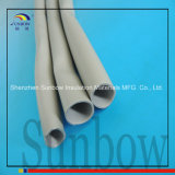 Tubo de aquecimento flexível Silicone Sunbow Grey para isolamento elétrico