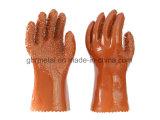 Перчатки 988 работы перчаток PVC нового типа противоскользительные