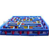 Aufblasbare Laser-Marken-Arena/aufblasbares Laser-Labyrinth