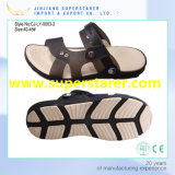 Сандалии нового прибытия в настоящее время, сандалии с Eco-Friendly верхушкой TPE