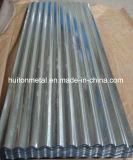GI -屋根ふきのための熱い浸された電流を通された鋼鉄コイル
