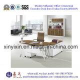 중국 공장 사무용 가구 L 모양 관리 사무소 책상 (A233#)