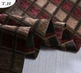 Tessuto di tessitura normale del jacquard del Chenille dei disegni di pianta
