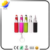 Stylo en plastique coloré et de haute qualité et stylo bille à bille et stylo à bille à base d'eau et huileuse