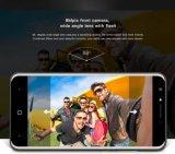 Синь телефона фингерпринта 4G мобильного телефона 3200mAh 8.0MP ROM RAM 16GB дюйма 2GB мобильного телефона 5.5 Android 6.0 сердечника квада Doogee Y6c Mt6737 франтовская