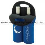 Promotionnels imprimés personnalisés Sports 550ml Portable Refroidisseur de bouteille d'eau en néoprène avec attache