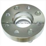 Brides de soudure d'Alumium d'ajustage de précision de pipe