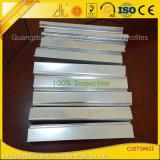 6463-T5 Profil en aluminium poli brillant pour la décoration de la salle de bains avec douche