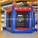 Gioco di salto gonfiabile di scossa di pallacanestro della Camera del Bouncer di pallacanestro (AQ01788)