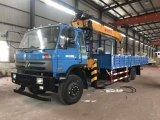 クレーン(CLW1170)が付いているHOWO 6X4のトラッククレーン