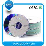 Espacio en blanco DVD-R 16X de la capacidad de la impresión 4.7GB de la insignia