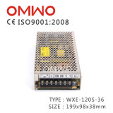 Wxe-120s-36 SMPS 36V 3A 120W Wechselstrom zur Gleichstrom-Versorgung