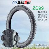 Kind-Fahrrad-Luft-Reifen 12× 2.4 16× 2.4 20× 2.4