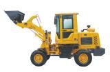 Escavatore a cucchiaia rovescia versatile del caricatore della rotella del cilindro del Wo caricatore della rotella di 1.8 T