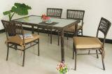 وقت فراغ [رتّن] طاولة [فورنيتثر-55] خارجيّ