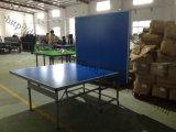 Оптовая продажа напольной таблицы настольного тенниса установленная