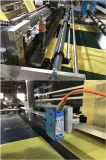 Línea la bolsa de plástico de la velocidad cuatro del HDPE del PE que hace precio de la máquina