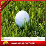 Hierba artificial sintetizada Sporting para la alfombra del jardín del verde del golf