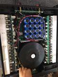 Q4-1600 4X600W 4 Versterker van de Macht van de Kring van het Kanaal KTV de Sterke