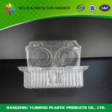 Qualidade superior promocionais Cupcake Contentores de plástico