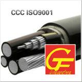Qualité tout le câble d'alliage d'aluminium