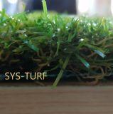 Искусственная трава с нормальным лезвием с нежым цветом