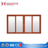 Раздвижные двери конструкции двери фабрики Китая алюминиевые индийские