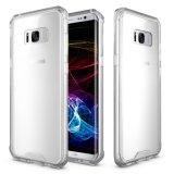 Flexible gel caucho suave TPU piel protectora cubierta de la caja para Samsung Galaxy S8 Plus