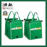 Saco de embalagem não tecido dobro durável da camada (HC0005)