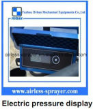 Pulverizador mal ventilado elétrico com bomba de pistão, máquina de pintura