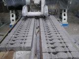 Dnfx - de Automatische Steen die van de Stijl van 1800 Brug Scherpe Machine voor de Lijn van de Decoratie van de Steen profileren