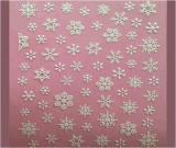 Etiqueta Sticer de la decoración del clavo del tema de la Navidad pequeña