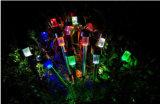 بلاستيكيّة شمسيّ مرج مصباح, [لد] خارجيّة إنارة ساحة شمسيّ حديقة ضوء