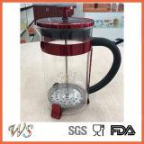Nuova pressa francese Vino-Viola del caffè del creatore di caffè dell'acciaio inossidabile della pressa del francese Wschxx044